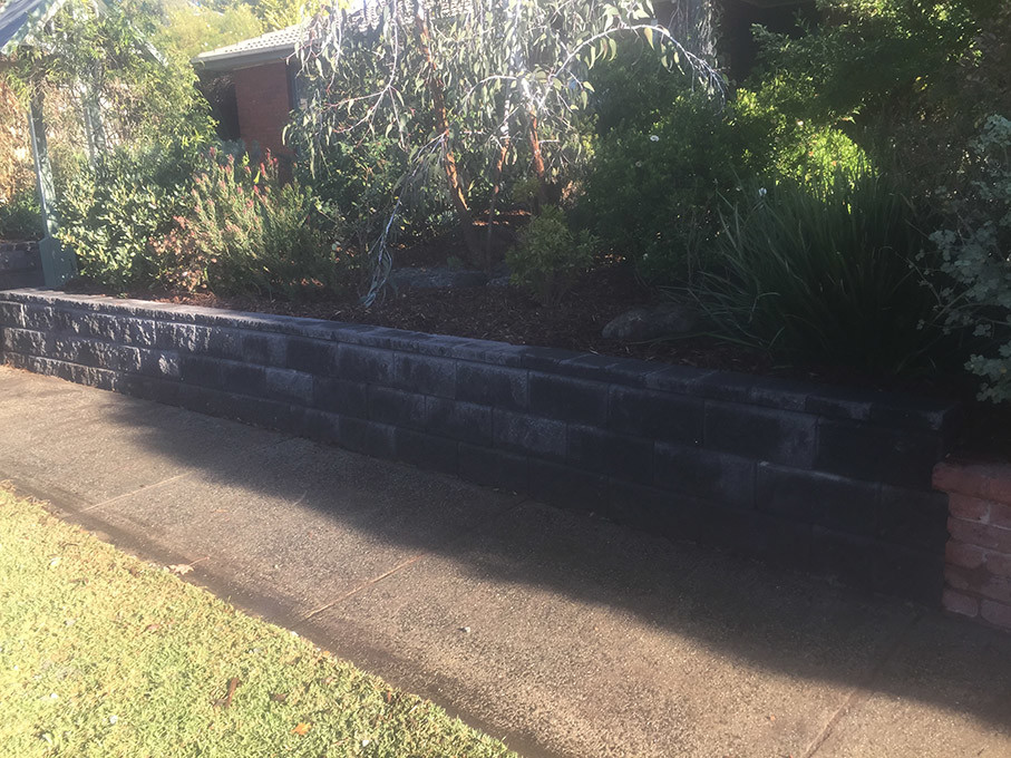 Outdoor Pavers Dandenong : Retaining walls southern landscapessouthern landscapes