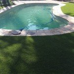 Blairgowrie Boat house Motel Synthetic grass After