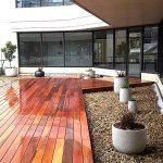 Melbourne CBD Decking